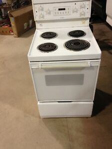 Electric oven/stove, narrow good for cottage or camp