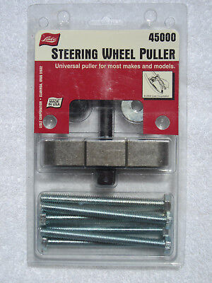 - Lisle - Steering Wheel Puller (Part # 45000) **Made in the USA**