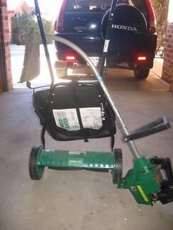 Push mower & petrol edger Mudgee Area Preview