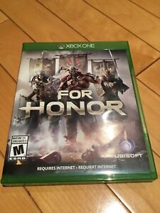For Honor pour Xbox one