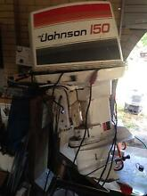 150 Johnson outboard motor Baldivis Rockingham Area Preview