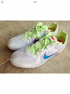 New Nike Women's Zoom Rival MD Size 6 Track Field Cleats