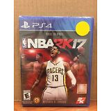 NBA 2K17 (Playstation 4 / PS4) Brand New & Sealed