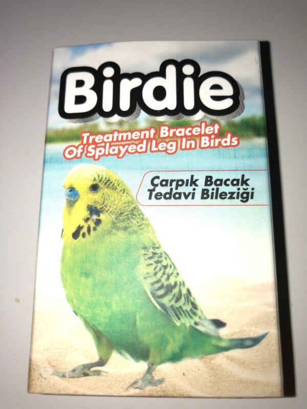Splayed Leg Treatment Bracelet Bird Parakeet Bands Leg Ring 4 mm 3 mm