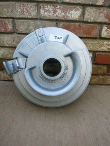 """Greenlee 50179357 1/2"""" to 1-1/4""""  Rigid Bender Shoe fits 555 Pipe Bender"""