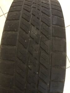Set of 4  Nordic winter (P185/70 R14)  tires with Rim