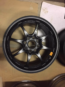 "Genuine set Volk Racing CE28 16"" 4x114.3 rays forged jdm wheels Castle Hill The Hills District Preview"