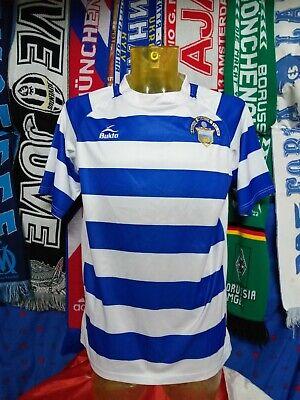 Maglia Calcio Greenock Morton 2007/08 Home Shirt Trikot Camiseta Maillot Jersey image