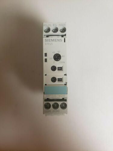 Siemens 3RP1505-1BQ30 Time Relay