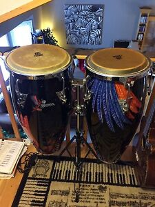 LP Aspire Santana's with stand
