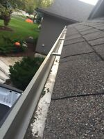 Eavestroughs / gutter and window cleaning