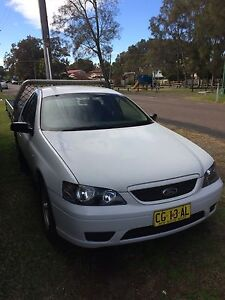 Ford Falcon Ute Chittaway Bay Wyong Area Preview