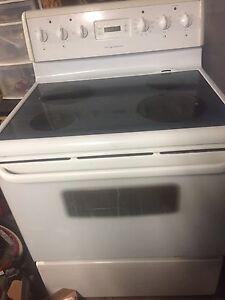 Working stove $50