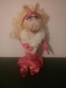 MISS PIGGY MUPPETS PLUSH COLLECTION Windsor Region Ontario image 1