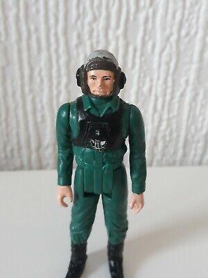 Vintage Star Wars POTF Last 17 A-Wing Pilot Figure - 100% Original - 1984