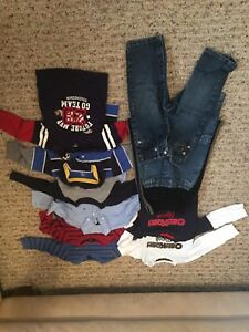 Boys clothing size 12-18mths