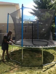 Jumptek trampoline