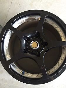 "For Sale: 2 18"" Volk Racing Rims"