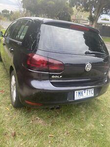 2009 Volkswagen Golf 90 Tsi Trendline 7 Sp Auto Direct Shift 5...