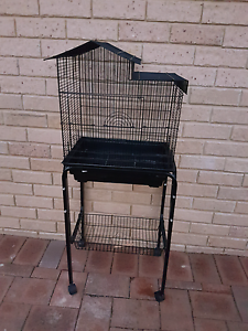 Budgie cage and stand Winthrop Melville Area Preview