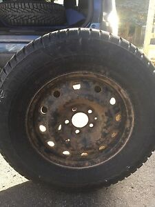 Winter Tires for sale 235/70/16