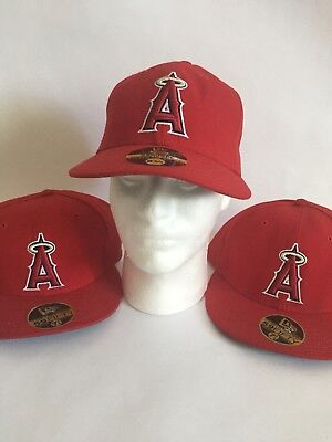 Las Angeles Angels New Era Hat Fitted