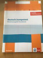 Deutsch kompetent Wiederholungsheft Grundschule Niedersachsen - Bad Sachsa Vorschau