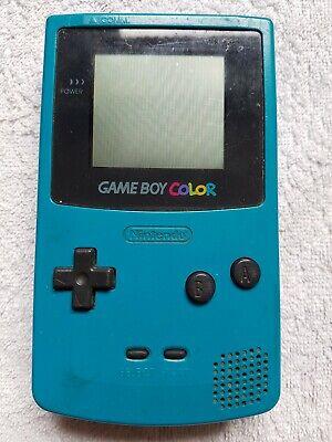 Nintendo Game Boy Color Toys 'R Us Limited Edition Ice Blau Konsole, gebraucht gebraucht kaufen  Bremen
