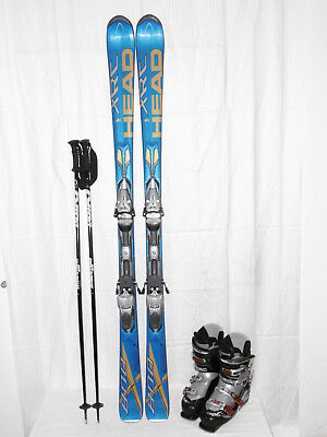 Head Twin Carving  Ski 140 cm gebraucht Alpin