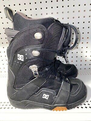DC Phase Womens Snowboarding Boots Size US 7 UK 5 EU 38 Black
