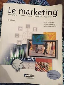 Le marketing 2 édition