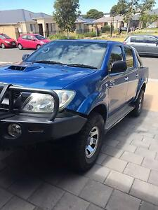 2010 Toyota Hilux SR5 Ute 4x4 Turbo Diesel -PRICE DROP- Seaford Meadows Morphett Vale Area Preview
