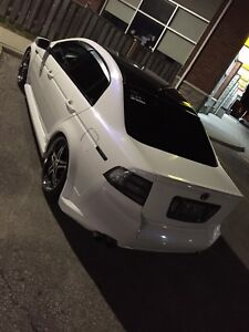 ^** ONE OF A KIND CUSTOM ACURA TL SHOW CAR CERTIFIED & E TESTED!