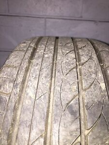 Mags with tires $1200  non negotiable West Island Greater Montréal image 5