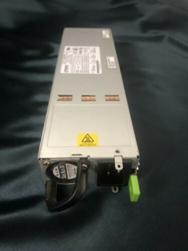 Original JUNIPER EX4500-PWR1-AC-FB Power Supply FRONT TO BACK for EX4500 CHASSIS