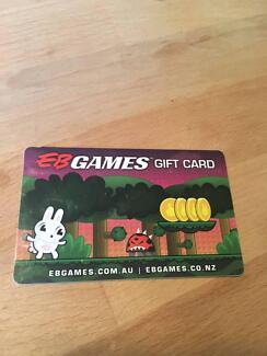 $100 EB games gift voucher