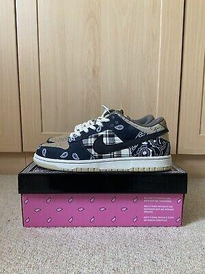 Nike SB Dunk Low Travis Scott UK 10 (Special Box) *BRAND NEW*