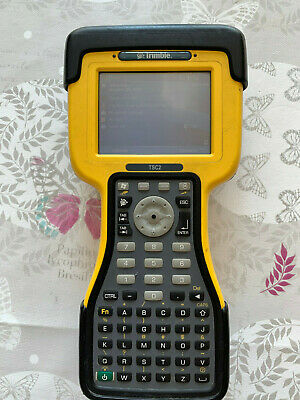 Trimble Tsc2 2.4 Ghz Radio With Survey Pro Scs900 And Carlson Survce