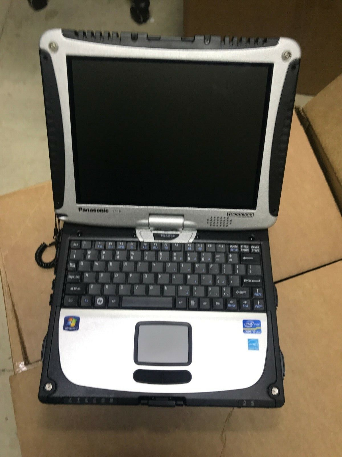 Panasonic Toughbook CF-19 MK6 TOUCH SCREEN i5-3320 @ 2.6GHz 500GB 8GB BLUETOOTH