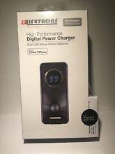 Lifetrons High Performance Digital Power Charger Dual-USB 5600mAh St Leonards Willoughby Area Preview