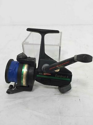 Abu Garcia Cardinal C4 Spinning Fishing Reel Convertible Handle Graphite Carbon