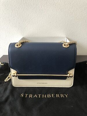 Strathberry Mini East West Crossbody Bag Brand New with Dust Bag