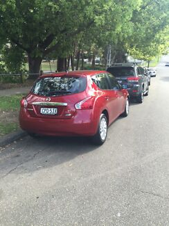 Nissan Pulsar Hatch 2013 ST Ryde Ryde Area Preview