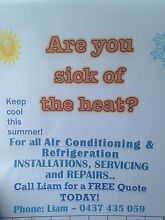 Refrigeration and Airconditioning Ipswich Ipswich City Preview