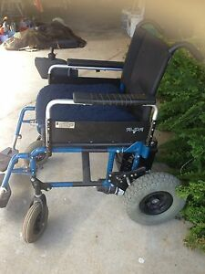 Wheelchair electric Nagambie Strathbogie Area Preview