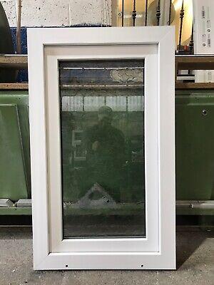 SECOND HAND UPVC Window, Tilt & Turn, 640mm Wide By 1070mm Height, (W4924)