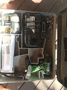 18v Hitachi impact driver & 5'' grinder +charger + Batt Coolangatta Gold Coast South Preview