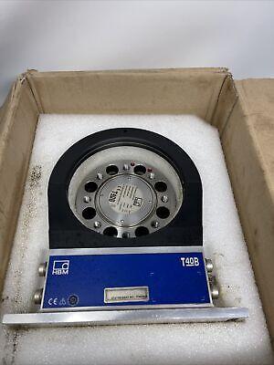 Hbm T40b Universal Torque Transducer Digital Torque Measurement Unit