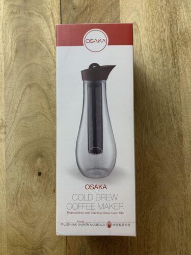 Osaka Coffee Cold-Brew Coffee Maker with Tritan Carafe 1.5 L