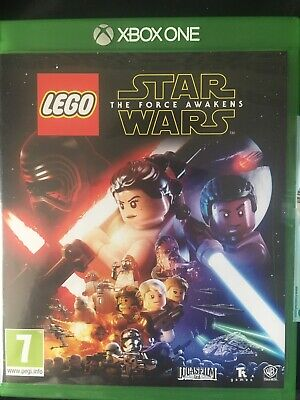 Xbox One Lego Star Wars The Force Awkens Conputer Game